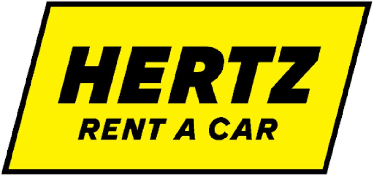 hertz logo 2020