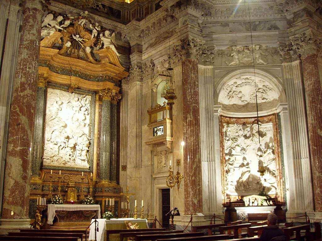 Sant'Agnese Messa
