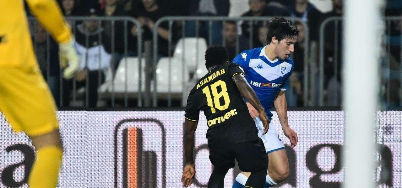 Tonali Asamoah Brescia Inter lapresse 2020