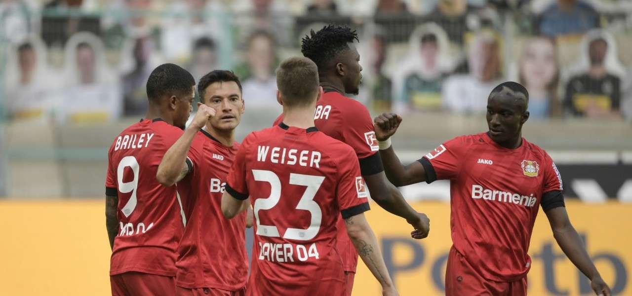 Bayer Leverkusen gruppo gol lapresse 2020