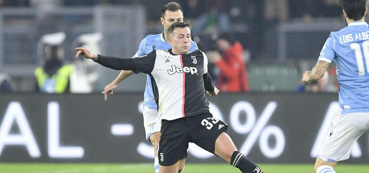 Federico Bernardeschi Juventus Lazio lapresse 2020