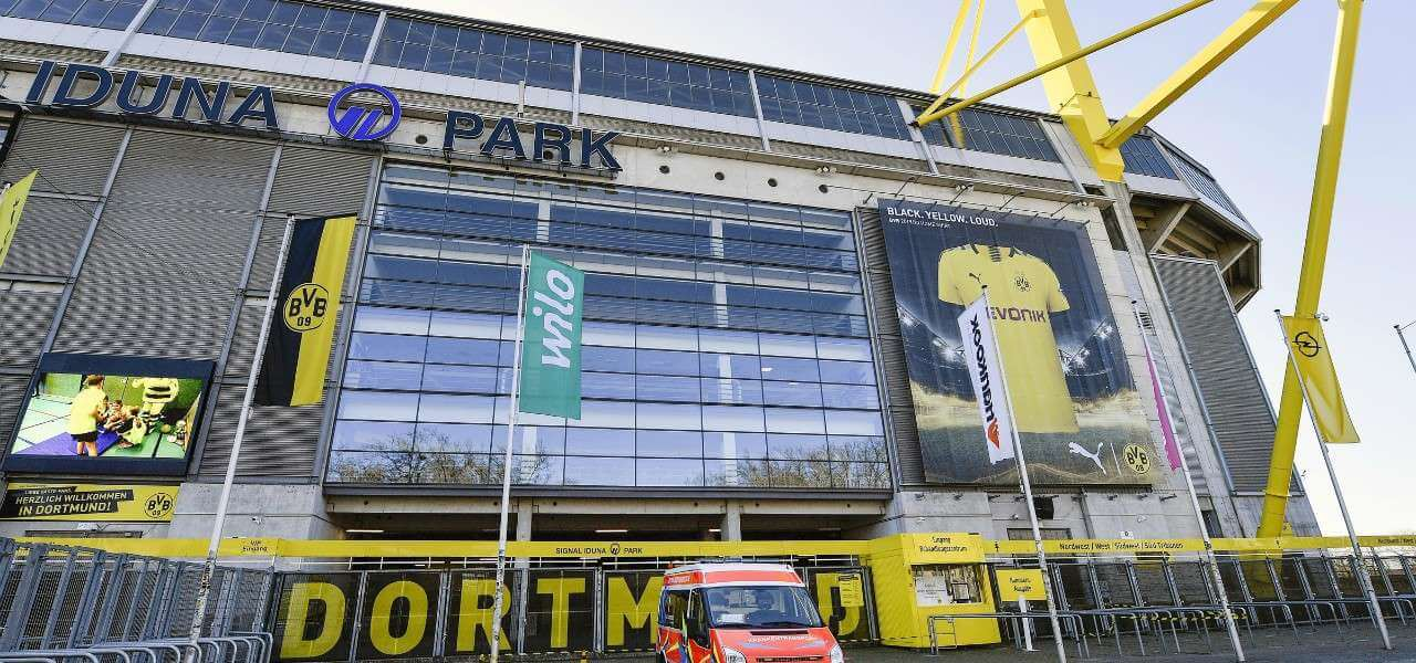 Signal Iduna Park Dortmund lapresse 2020
