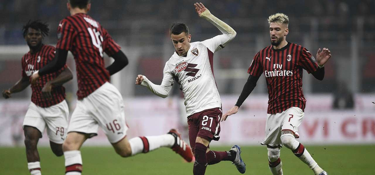 Berenguer Castillejo Torino Milan lapresse 2020