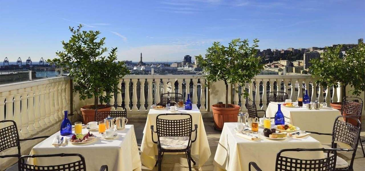 Grand Hotel Savoia Genova CS1280
