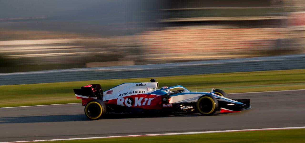 williams formula1 2020 lapresse