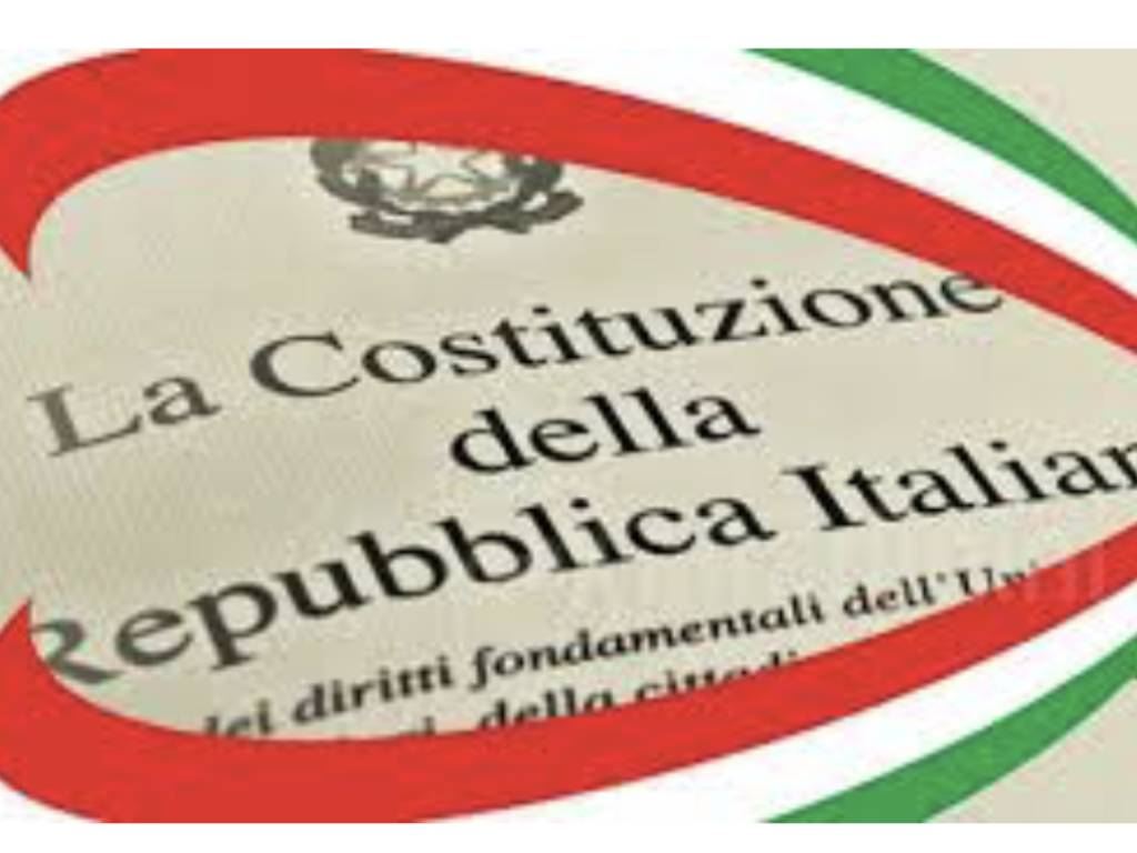 Costituzione articolo 1