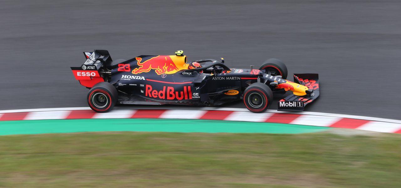 redbull albon formula1 lapresse 2019