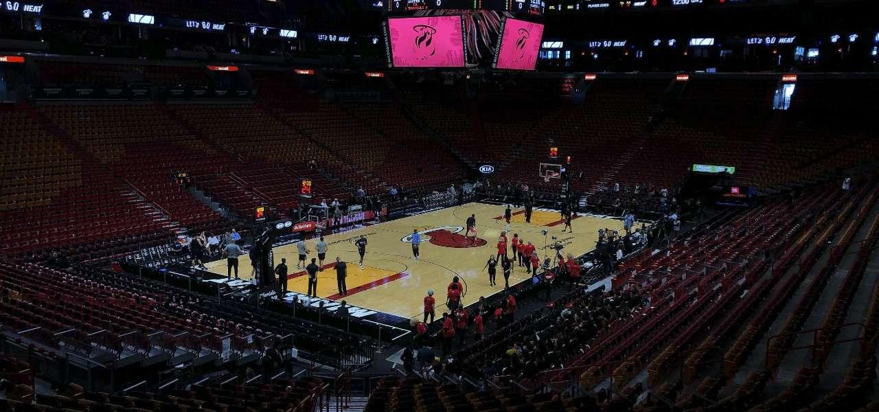 American Airlines Arena Miami lapresse 2020