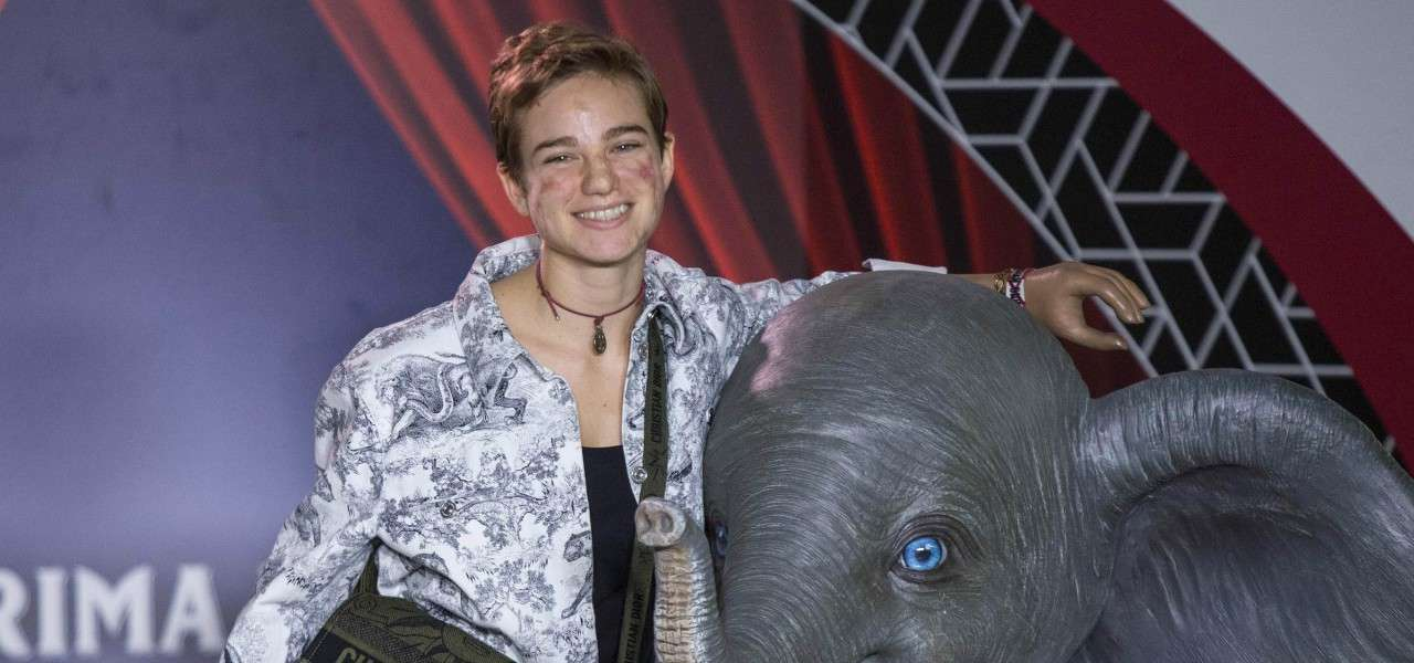 Bebe Vio Dumbo lapresse 2020