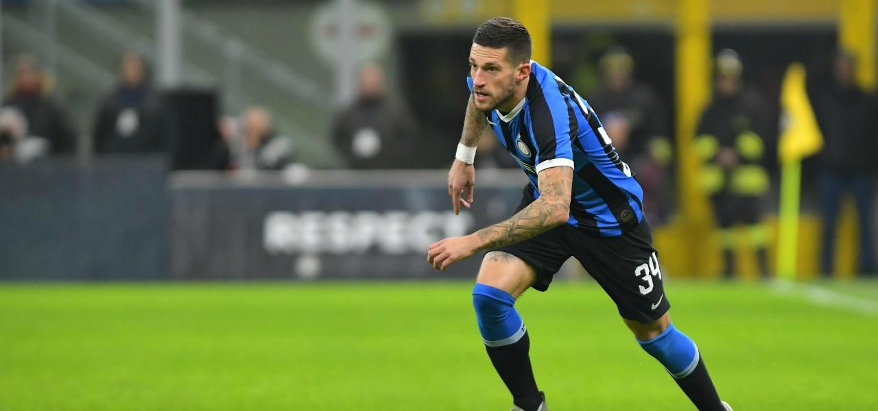 Cristiano Biraghi Inter lapresse 2020