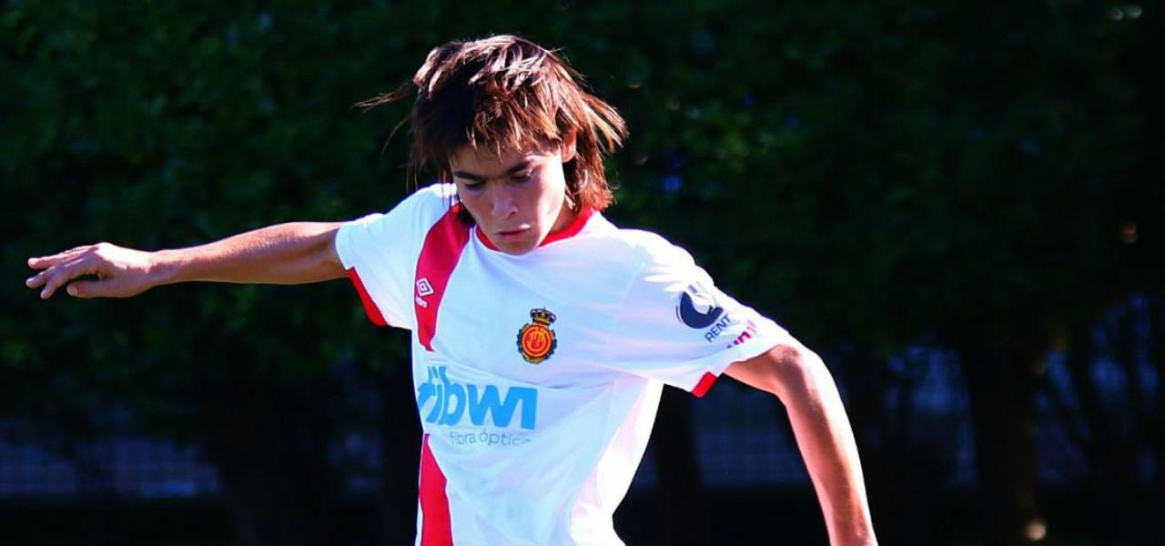 Luka Romero Mallorca facebook 2020