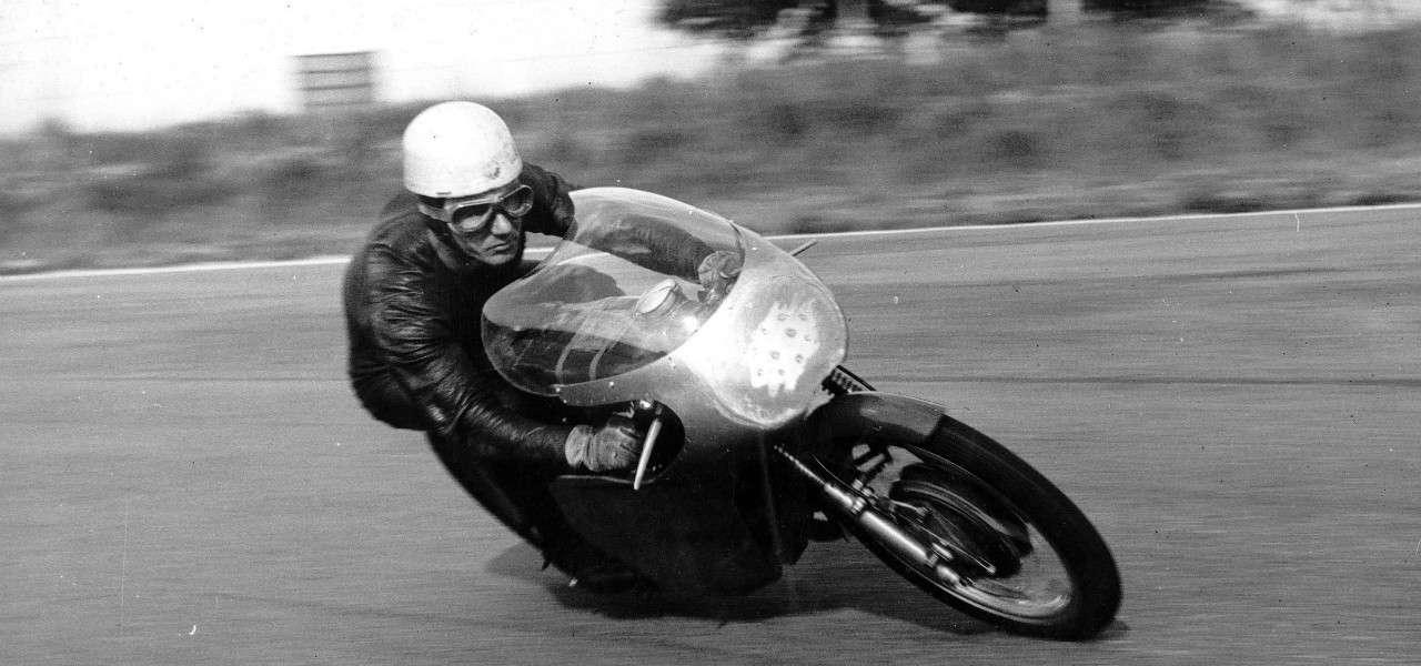 Carlo Ubbiali moto lapresse 2020