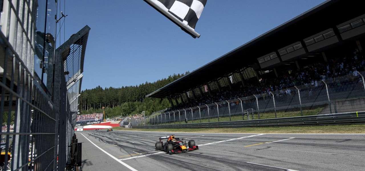 Verstappen Formula 1