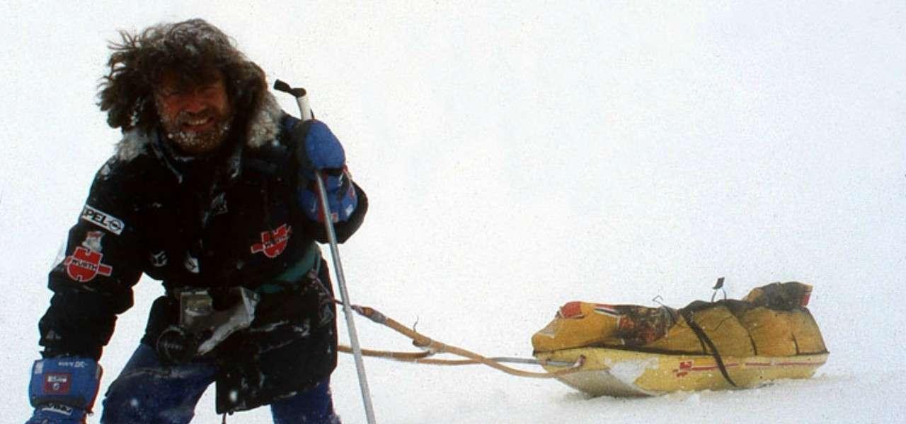 Reinhold Messner montagna facebook 2020