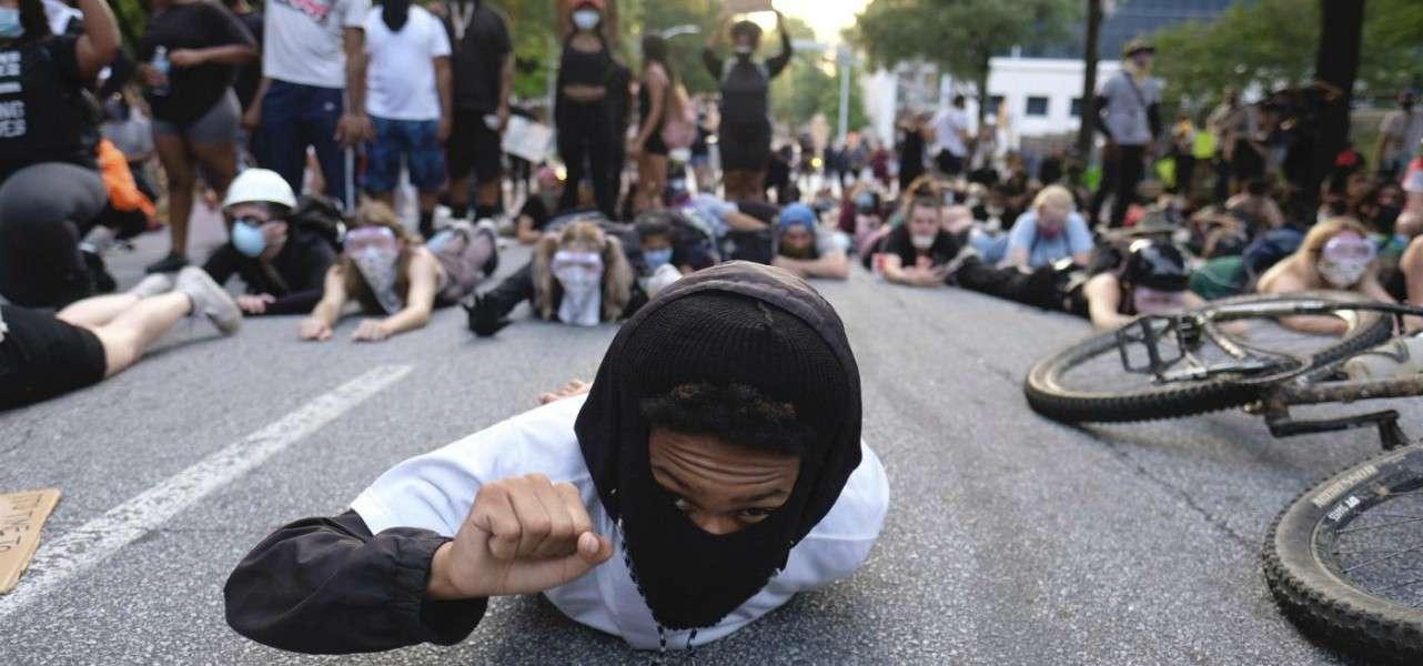 america atlanta protesta 3 lapresse1280