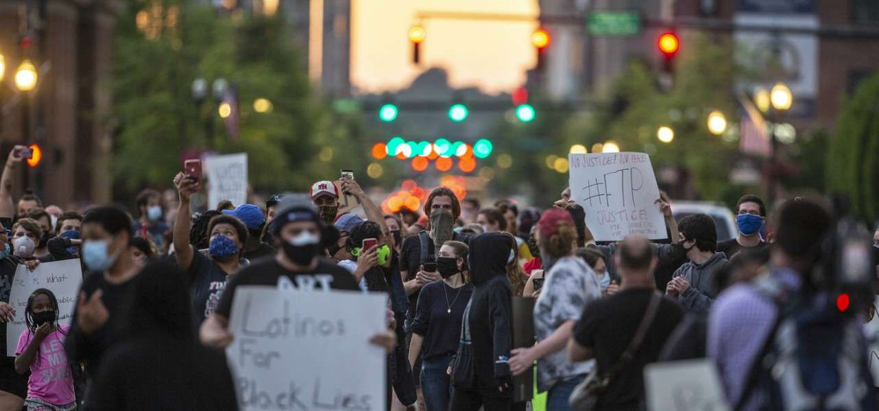 america lexington protesta 2 lapresse1280