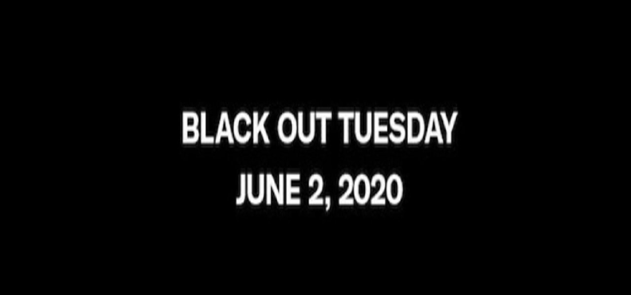 black out tuesday min