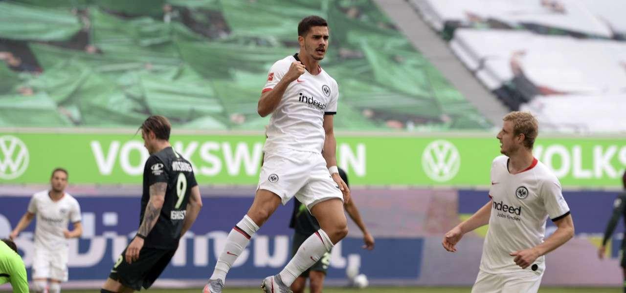 Andre Silva Eintracht gol lapresse 2020