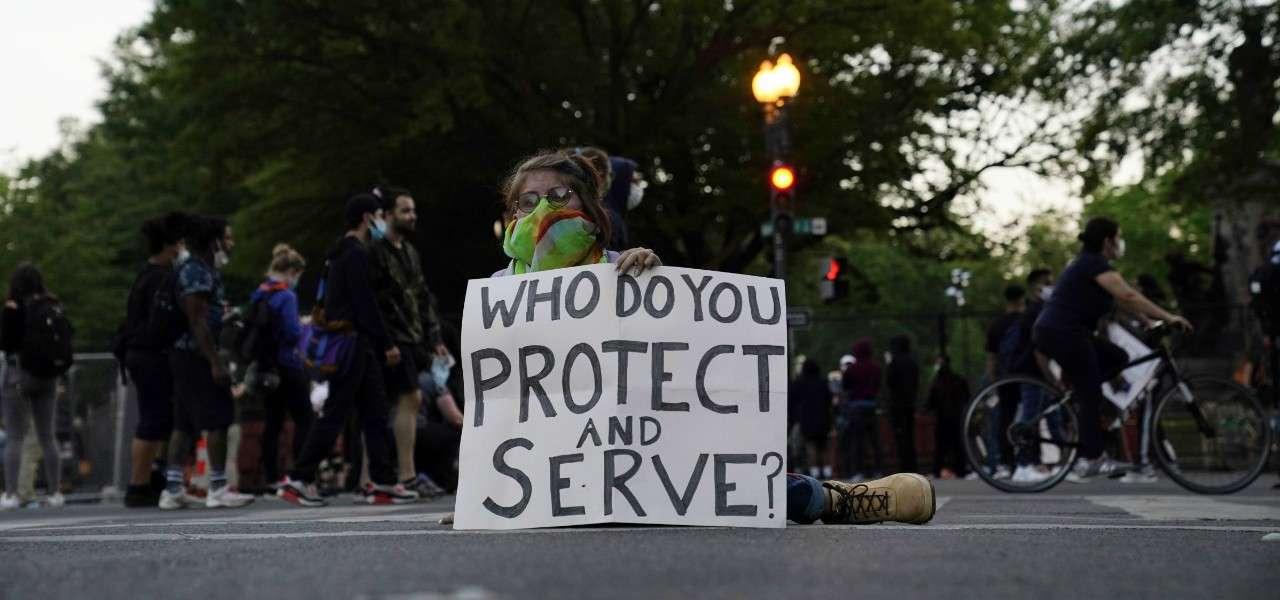 George Floyd proteste lapresse 2020