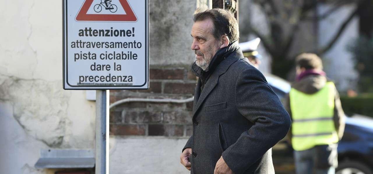 Marco Tardelli giaccone lapresse 2020