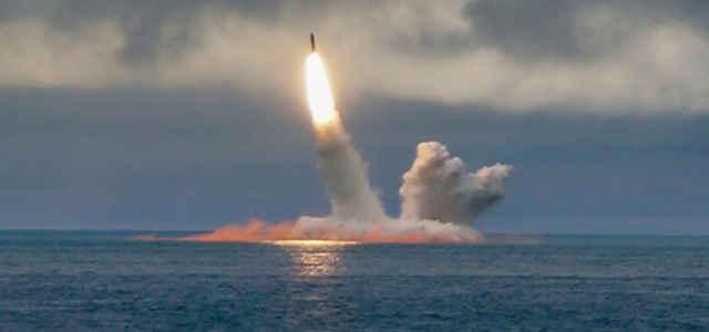 Test nucleari in Russia: immagine di repertorio