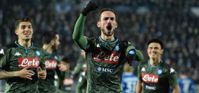 Fabian Ruiz Napoli verde gol lapresse 2020 640x300