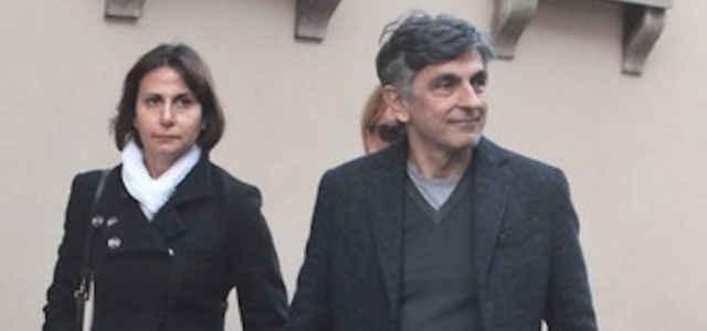 Vincenzo Salemme e Valeria Esposito