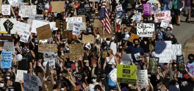 Black lives matter proteste lapresse 2020 640x300