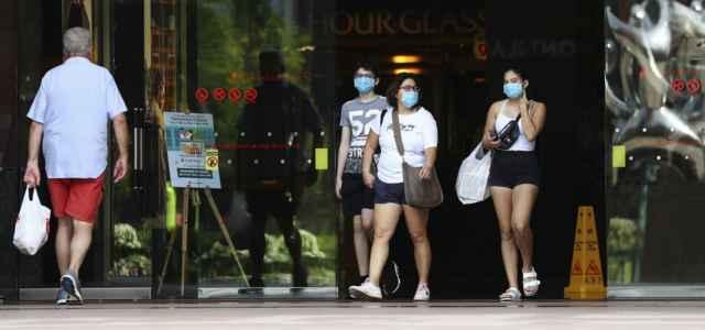 Singapore Coronavirus passanti lapresse 2020 640x300