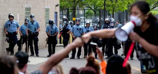 Polizia Minneapolis