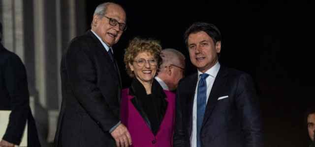 Maggino, Treu e Conte