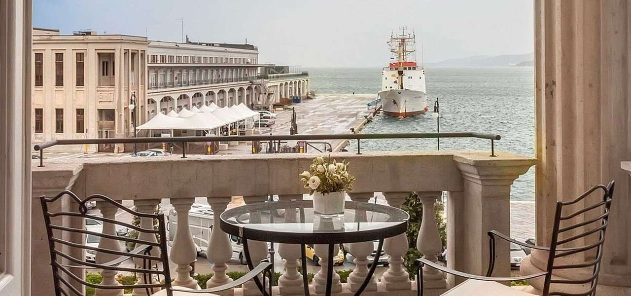 starhotels savoia excelsior palace trieste CS1280