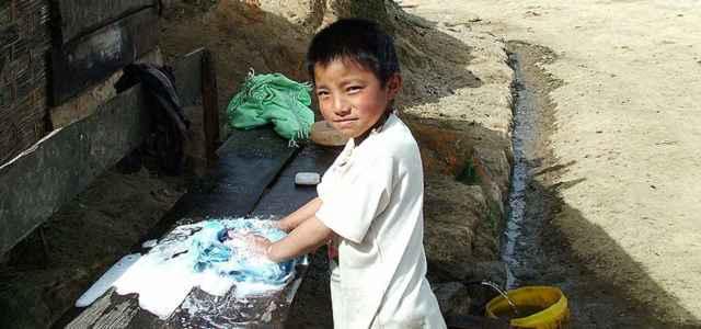 Lavoro minorile, bambini sfruttati