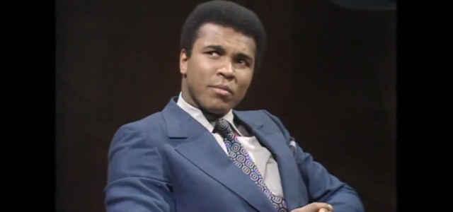 Muhammad Ali, intervistato dalla BBC