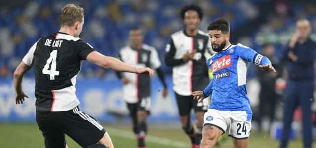 De Ligt Insigne Napoli Juventus lapresse 2020 640x300