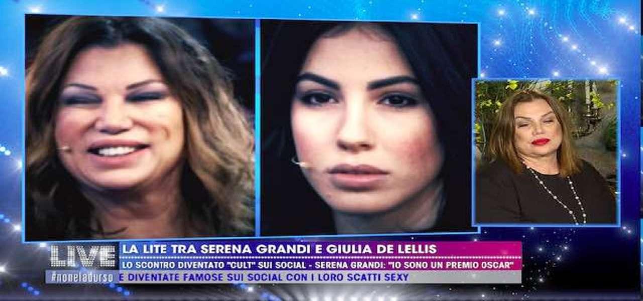 Serena Grandi Giulia