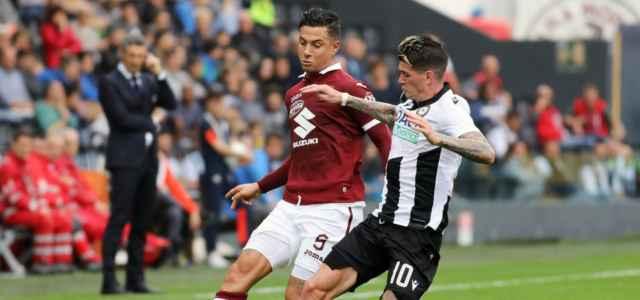 Izzo Udinese Torino