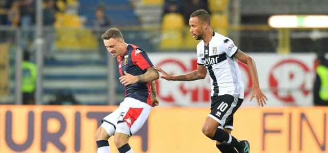 Genoa Parma