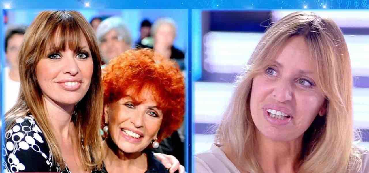 Maria Scicolone Madre Alessandra Mussolini Torna In Tv Dopo 4 Anni E