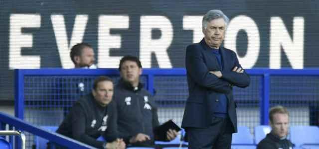 Carlo Ancelotti Everton lapresse 2020 640x300