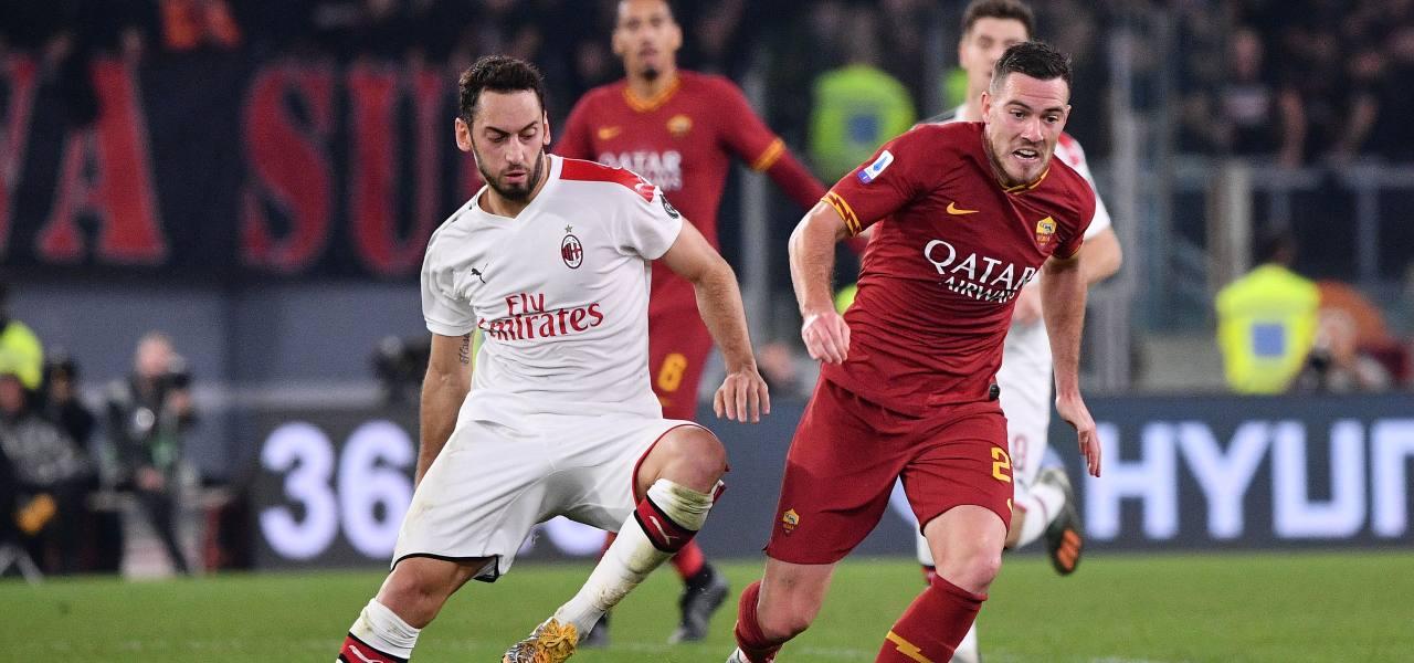 Roma milan veretout lapresse 2019