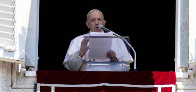 Papa Francesco Angelus lapresse 2020 640x300