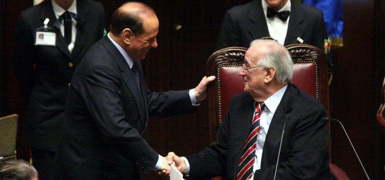 Berlusconi e Biondi