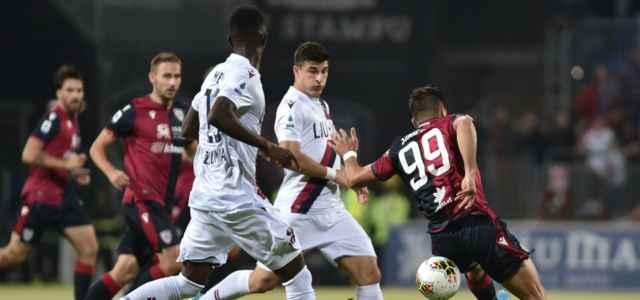 Simeone Orsolini Cagliari Bologna lapresse 2020 640x300