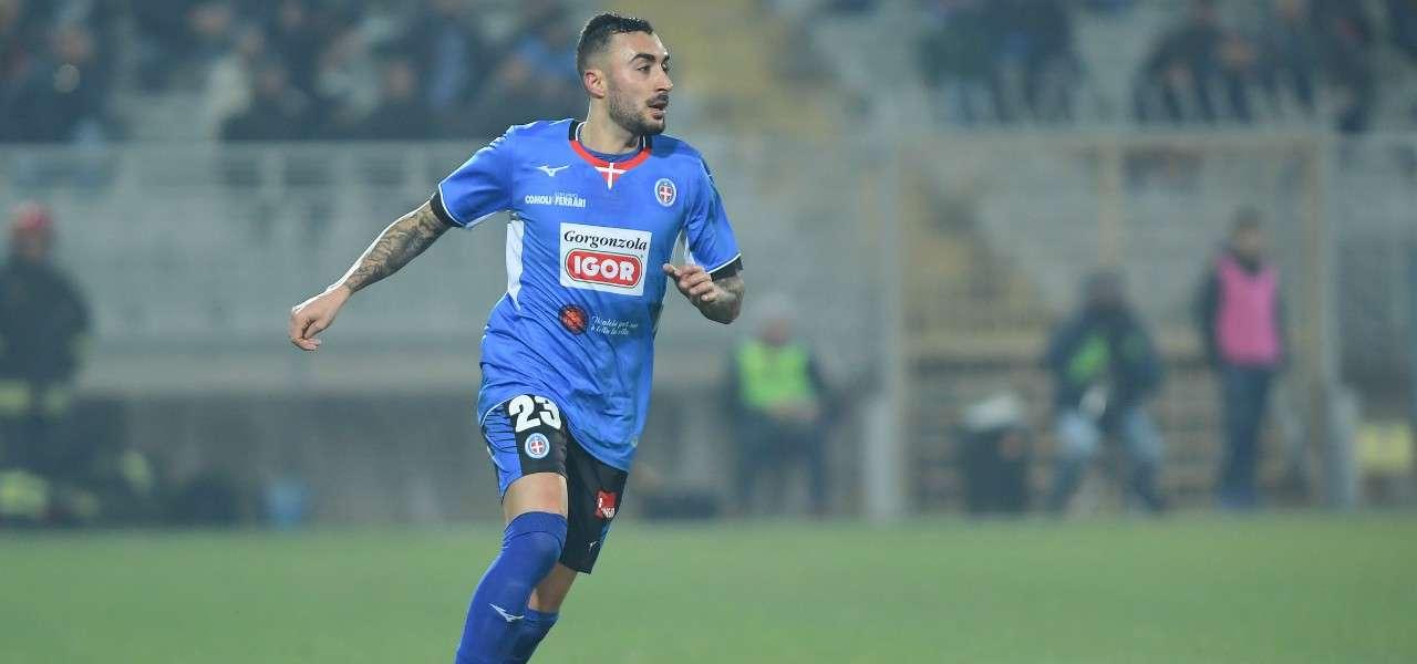Tommaso Bianchi Novara lapresse 2020
