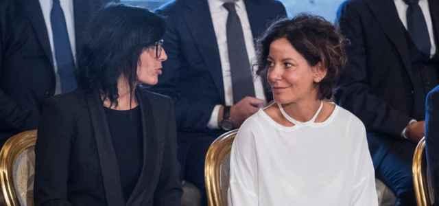 Fabiana Dadone e Paola PIsano