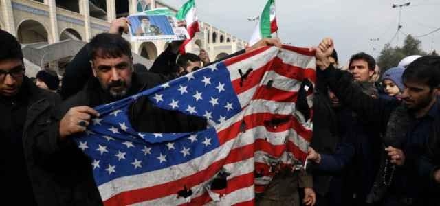 Rabbia Iran contro gli Usa