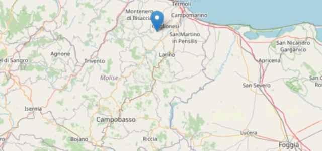 Terremoto Campobasso