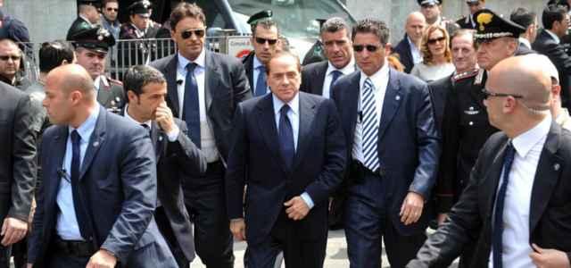 Berlusconi processo Mediatrade
