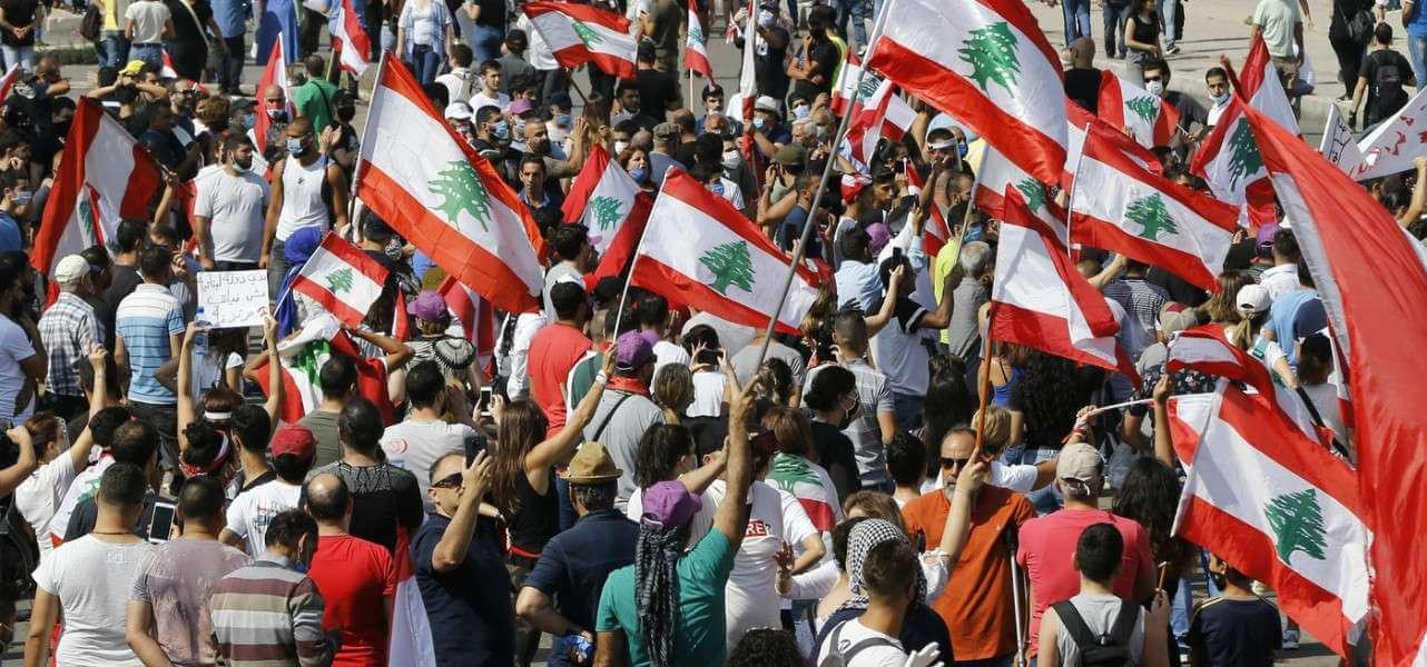 libano protesta 4 lapresse1280